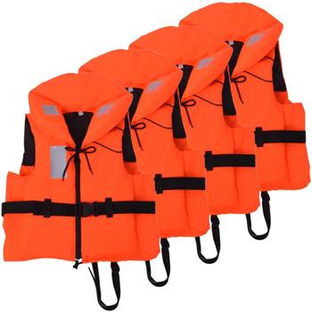 vidaXL Prsluci za spašavanje 4 kom 100 N 40 - 60 kg