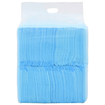 vidaXL Podloge za obuku ljubimaca 100 kom 60 x 60 cm od netkane tkanine