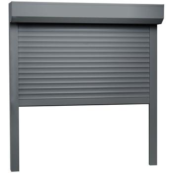 vidaXL Rolete aluminijske 100 x 100 cm antracit
