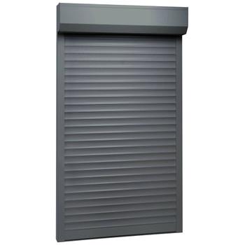 vidaXL Rolete aluminijske 100 x 210 cm antracit