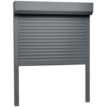 vidaXL Rolete aluminijske 110 x 130 cm antracit