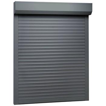 vidaXL Rolete aluminijske 120 x 150 cm antracit