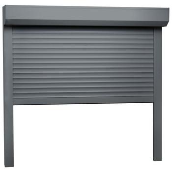 vidaXL Rolete aluminijske 160 x 150 cm antracit
