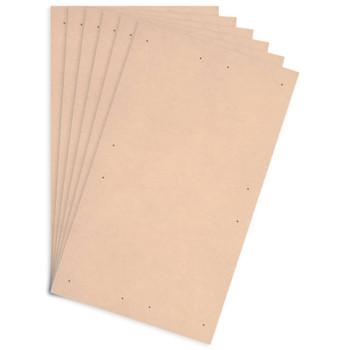 vidaXL Ploče za plakate 10 kom veličina DIN A1 HDF 860 x 620 x 3 mm
