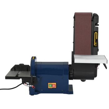 vidaXL Električna brusilica s diskom i tračna brusilica 550 W 200 mm