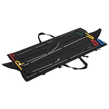 vidaXL 8-dijelni set za bezbojni popravak udubljenja nehrđajući čelik