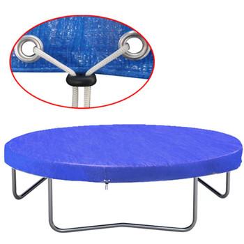 vidaXL Navlaka za trampolin PE 360 - 367 cm 90 g/m²