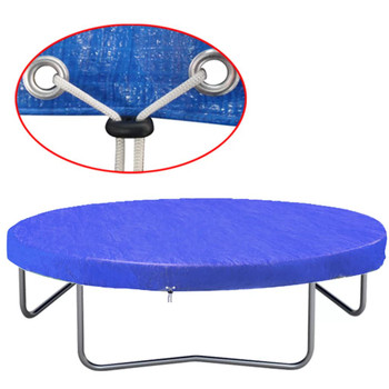 vidaXL Navlaka za trampolin PE 450 - 457 cm 90 g/m²
