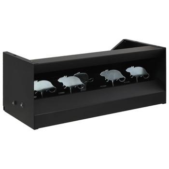 vidaXL Magnetska meta za obaranje 4 +1 s uzorkom miša