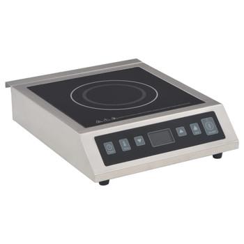vidaXL Električna indukcijska ploča za kuhanje 3500 W zaslon na dodir