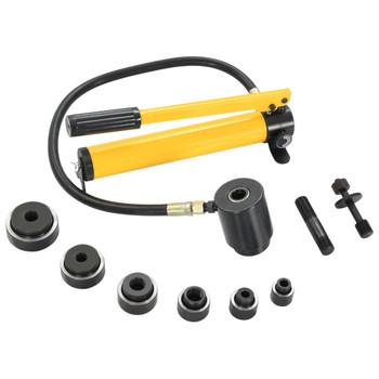 vidaXL Hidraulični set alata za prešanje 22 - 60 mm