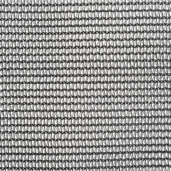 vidaXL Mreža za spremnik HDPE 4 x 9 m crna
