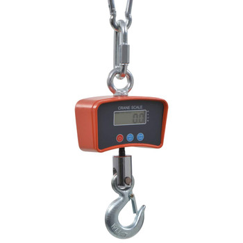 vidaXL Elektronička kranska vaga 1000 kg