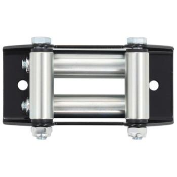 vidaXL Četverosmjerna vodilica za konop čelična 5000 - 6000 lbs