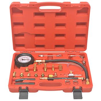 vidaXL Set za mjerenje tlaka ubrizgavanja goriva