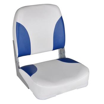 vidaXL Brodska sjedala sa sklopivim naslonom 2 kom 41 x 36 x 48 cm