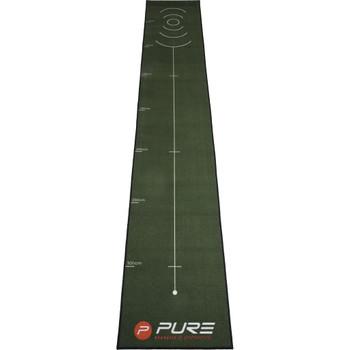 Pure2Improve podloga za vježbanje golfa 400 x 66 cm