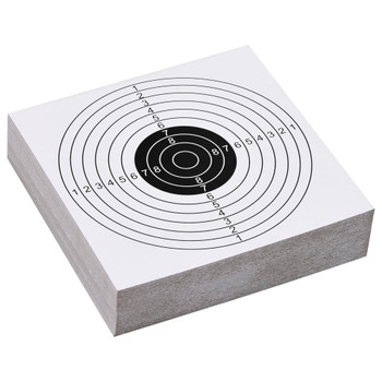 Papirnate mete za gađanje 100 kom 15 x 15 cm