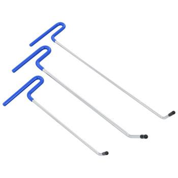 vidaXL 3-dijelni set za bezbojni popravak udubljenja