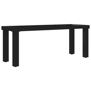 vidaXL Noge za klupu u obliku slova I 105 x 36 x 42 cm