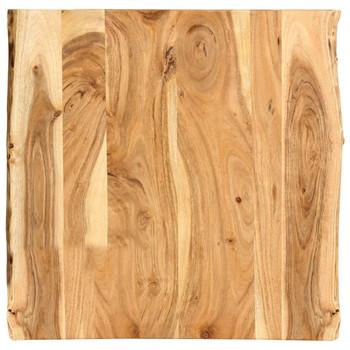 vidaXLStolna ploča od masivnog bagremovog drva 60 x 60 x 2,5 cm