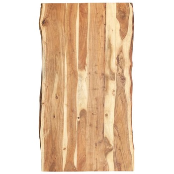 vidaXL Stolna ploča od bagremovog drva 120 x 60 x 3,8 cm