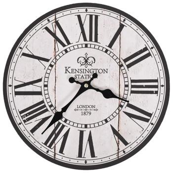 vidaXL Starinski zidni sat London 30 cm