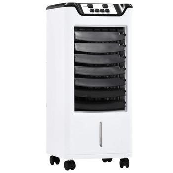 vidaXL 3-u-1 mobilni rashlađivač/ovlaživač/pročisćivač zraka 60 W