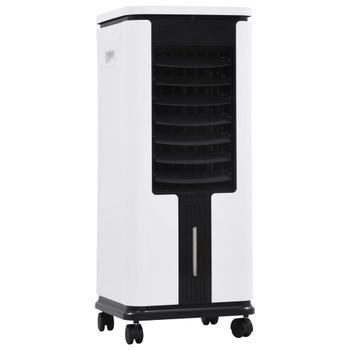 vidaXL 3-u-1 mobilni rashlađivač/ovlaživač/pročisćivač zraka 75 W