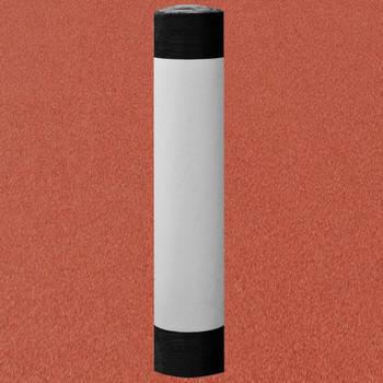 vidaXL Traka za varenje V60 S4 bitumenski krovni filc 1 rola 5 ㎡ crveni