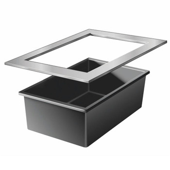 Ubbink okvir za bazen Quadra C3 od nehrđajućeg čelika