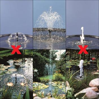 Ubbink crpka za fontanu Xtra 350 LV 1351957