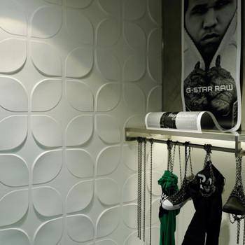 WallArt 3D zidne ploče s uzorkom Sweeps 12 kom GA-WA06