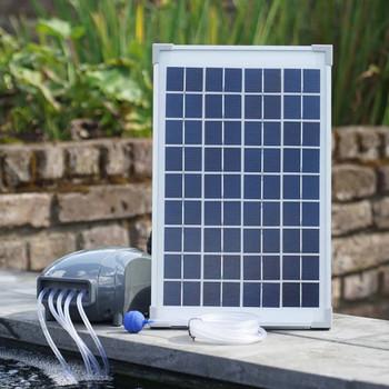 Ubbink vrtna crpka za prozračivanje Air Solar 600 1351375