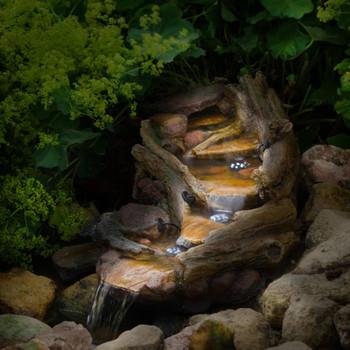 Ubbink vrtni vodopad REVETON desni