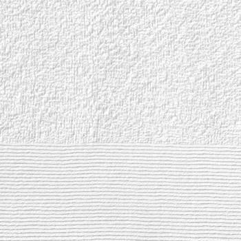 vidaXL Ručnici za ruke 5 kom pamučni 450 gsm 50 x 100 cm bijeli