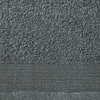 vidaXL Ručnici za ruke 5 kom pamučni 450 gsm 50 x 100 cm zeleni