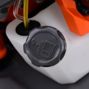 vidaXL Benzinski puhač za lišće s ruksakom 900 m³/h 42,7 cm³