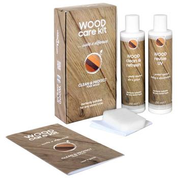 Komplet za njegu drva CARE KIT 2 x 250 ml