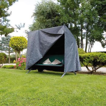 Nature Pokrov za vrtni namještaj za ljuljačke 255 x 170 x 143 cm