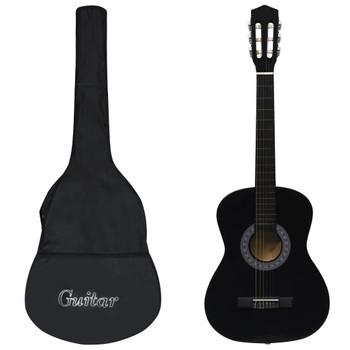 """vidaXL 8-dijelni set klasične gitare za početnike 3/4 36"""""""