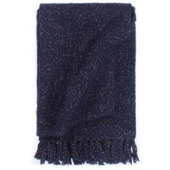 vidaXL Pokrivač od lureksa 160 x 210 cm modri