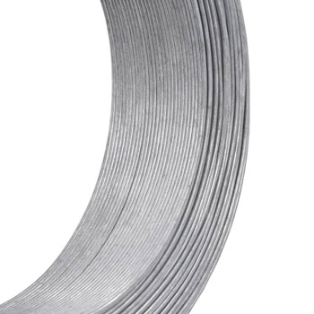 vidaXL Žica za vezanje ograde 250 m 2,5 mm čelična