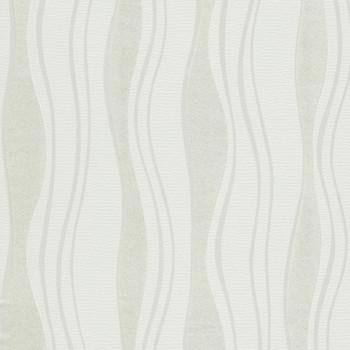 vidaXL Netkane role zidnih tapeta 2 kom bijele 0,53 x 10 m