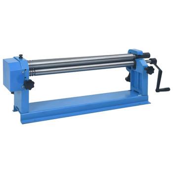 vidaXL Stroj za savijanje 640 mm čelični