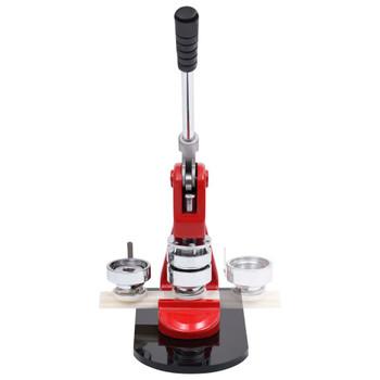vidaXL Stroj za izradu znački s kružnim rezačem 44 mm