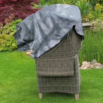 Nature navlaka za vrtni namještaj za 2 složene stolice 140x75x70 cm