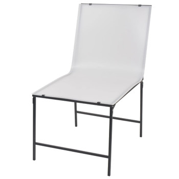 vidaXL Sklopivi stol za snimanje u fotografskom studiju 61 x 110 cm