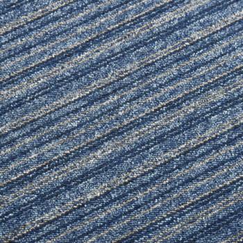vidaXL Podne pločice s tepihom 20 kom 5 m² 50 x 50 cm prugaste plave