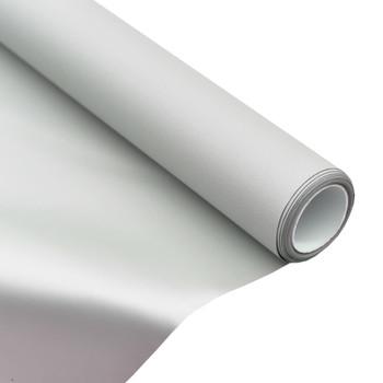 "vidaXL Tkanina za projekcijsko platno metalik PVC 79 "" 4 : 3"